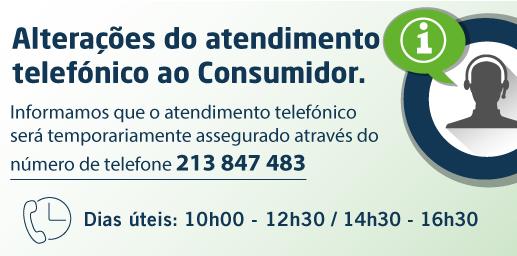 Nº de Atendimento ao Consumidor
