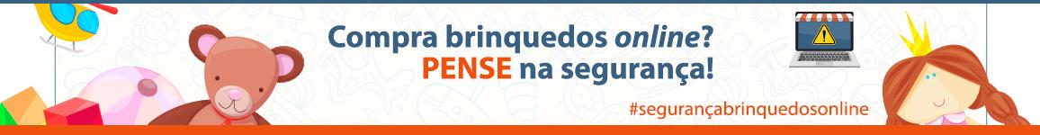 Campanha da OCDE sobre venda de brinquedos online