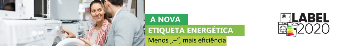 Novas etiquetas energéticas