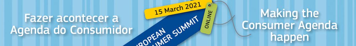 Conclusões da Cimeira Europeia do Consumidor 2021